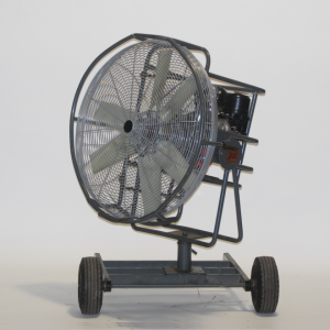 30 Inch Gas Drive Wind Machine Rentals