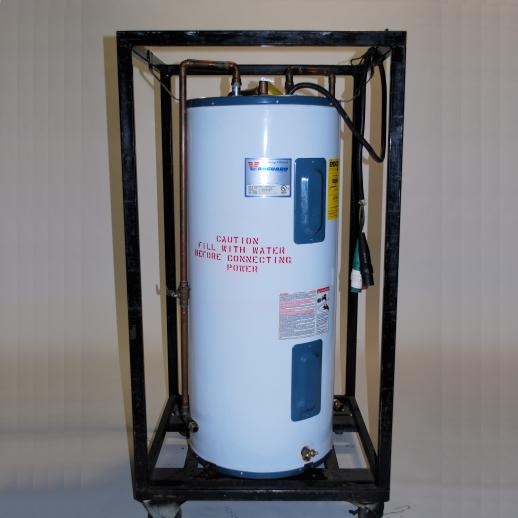40 gallon hot water heater