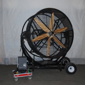 66 Inch Electric Wind Machine