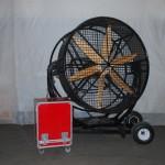 66 Inch Electric Wind Machine