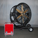66 Inch Electric Wind Machine #2