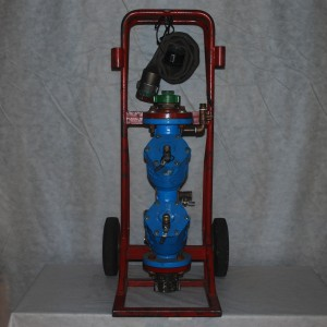 Reduced Pressure Zone RPZ Valve