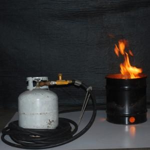 Small Burn Barrel